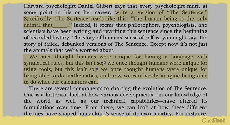 What makes humans unique? It's not as simple as you'd think, and continues to be a moving target...🤔 From Brian Christian's 📖, The Most Human Human: What Talking with Computers Teaches Us About What It Means to Be Alive    #technology #human #mustread #thoughts #quotes #idea #books #read #highlights #psychology #life #emotion #amazing #smile #follow