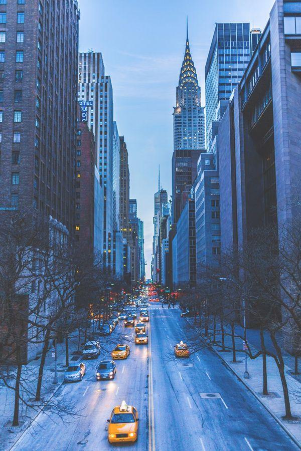 New York City Feelings - Icey NY  by @denn-ice  #NYC