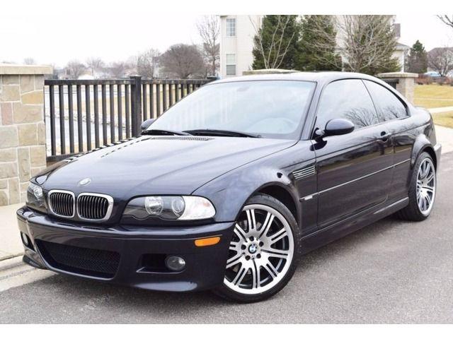 2005 BMW M3 Base Coupe 2-Door
