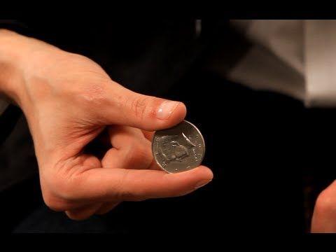 Free Magic Trick: Learn Amazing Coin Tricks: Coin Through ...