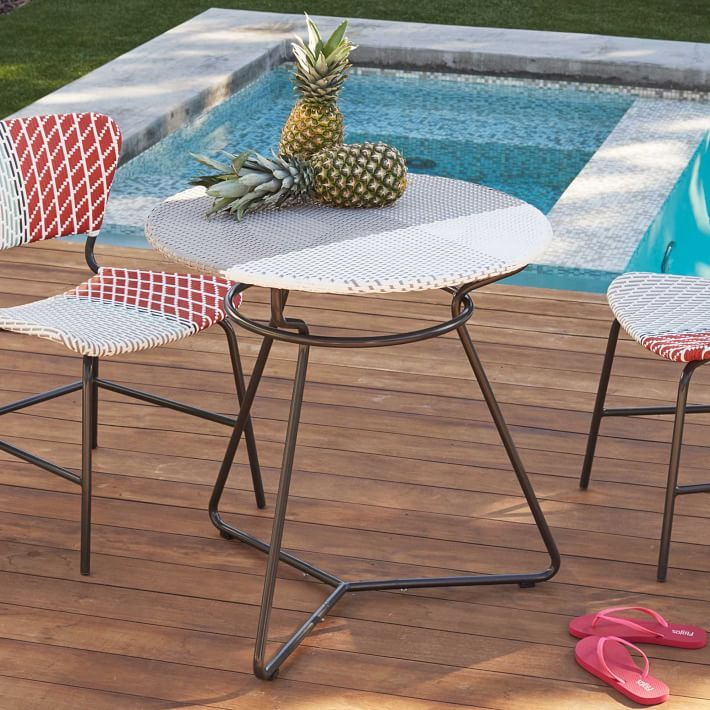 577 best images about urban backyards outdoor spaces on for West elm table setting