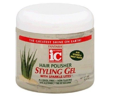 Fantasia High Potency IC Hair Polisher Styling Gel