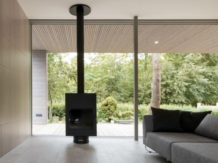 Wohnzimmer | © 2D+ Architekten (www.2dplus.com) Team: Markus Bonauer