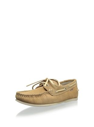 W.A.G. Kid's Moccasin Loafer (Beige)