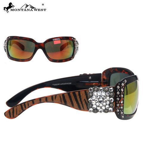 SUNGLASS - BK/CL (FMSGS-2506CL)  See more at http://www.montanawest.ca/collections/sunglasses