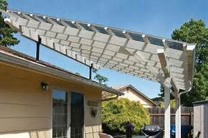 construction waste patio roof flat roof covered porches carport ...