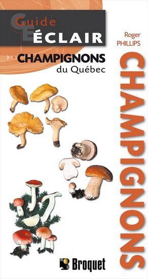 - 108 espèces parmi les plus communes au Québec - Chacune des espèces est représentée par plusieurs photographies pour faciliter son identification - De consultation rapide, ce guide se plie et se range comme une carte routière - Fabriqué avec du papier synthétique à l'épreuve de l'eau et des déchirures - La référence pour vos randonnées en nature