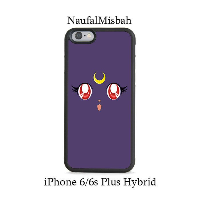 Luna Smile Sailor Moon iPhone 6/6s PLUS HYBRID Case