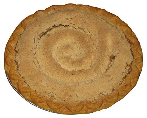 Bird-in-Hand Bake Shop Wet-bottom Shoofly Pie, Favorite Amish Food, 9 Inch (Pack of 2)