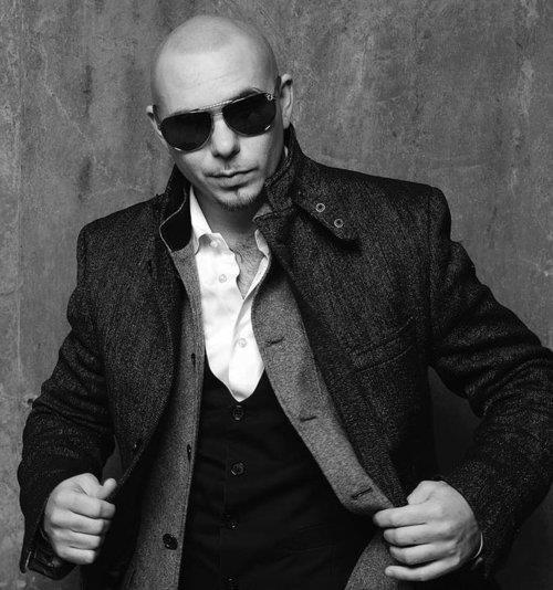 Pitbull, Mr 305, better said Mr Worldwide :)