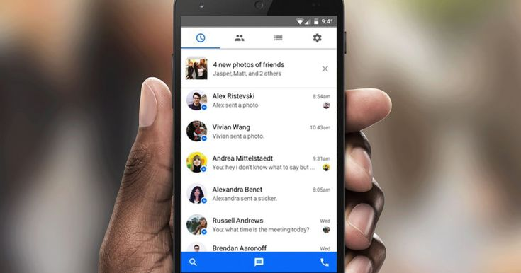 Enjoy photos in all their 4K glory with the latest Facebook Messenger update