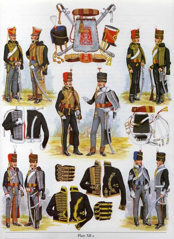 Ussari nel 1815