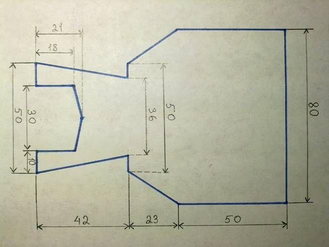 Отражатель для встроенной вспышки под Nikon D3100 (от ...