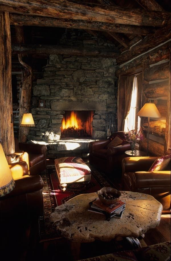 306 Best Images About Cabin Living Indoors On Pinterest