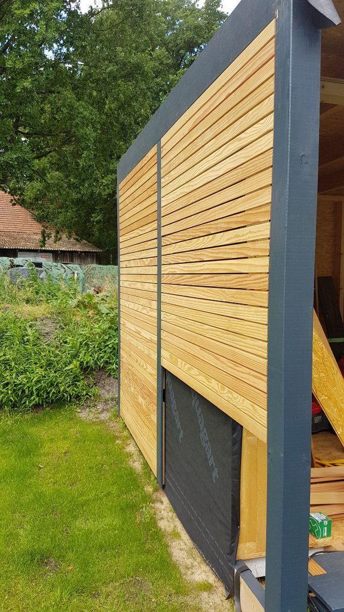 Unser neues Gartenhaus / Werkstatt – Heimwerker-He…