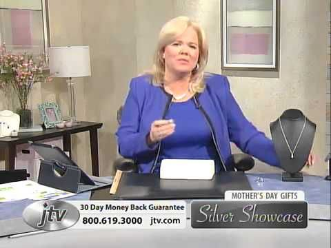 Silver Showcase With Michele 4/25/2013 7:00 AM - Jewelry Television - http://videos.silverjewelry.be/rings/silver-showcase-with-michele-4252013-700-am-jewelry-television/