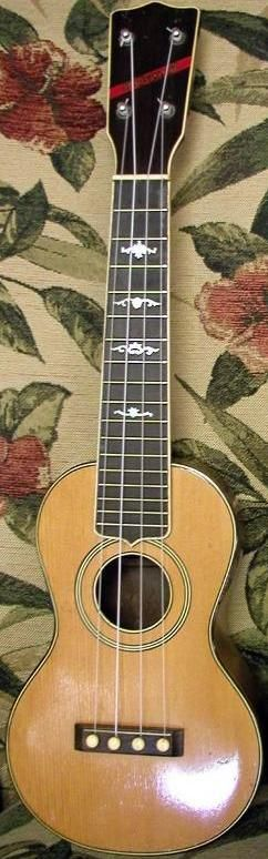 Schireson Brothers Hollywood Concert Ukulele --- https://www.pinterest.com/lardyfatboy/