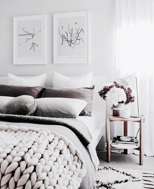 420 best Schlafzimmer Bedroom images on Pinterest Bedroom - wandfarben für schlafzimmer
