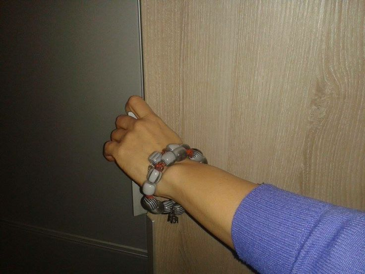 #bracelet #grey #lovely #alternative #woman #fashion