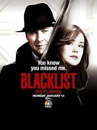 The Blacklist é uma série de televisão norte-americana do gênero espionagem e ação. Estreou em 23 de setembro de 2013 na rede NBC