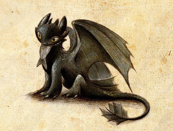 Fúria da Noite - Wiki Como Treinar seu Dragão