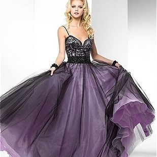 Ursula | 45 Fabulous Prom Dresses Inspired By Your All-Time Favorite Disney Characters