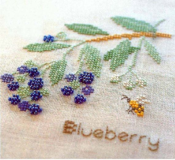 how to put embroidery pattern on fabric