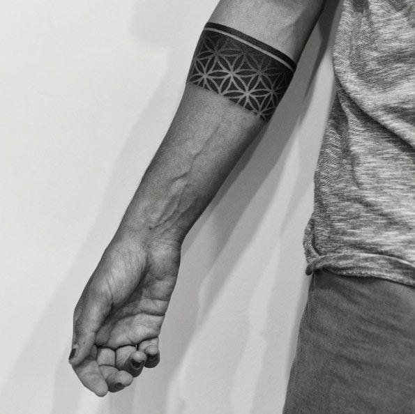 Stylish Armband Tattoos For Men & Women