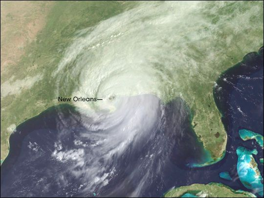 Hurricane Katrina, at one point a Category Five storm, caused millions of dollars in damage and left a death toll in the…