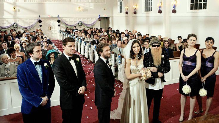 Eric millegan wedding