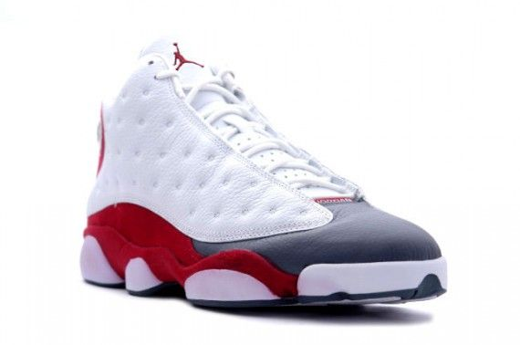 new product 39aa7 d1626 Air Jordan 13 2005 Grey Toe WhiteTeam RedFlint Grey Sole collecting  Pinterest Air ...