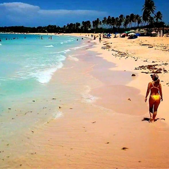 Y Este Puede Ser De Mis últimos Paseos Libres En Playa Macao Playa Macao En Peligro Nuevo Post En El Blog Enlace Directo E Beach Outdoor Water