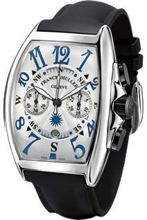Frank Muller - Mariner Watch