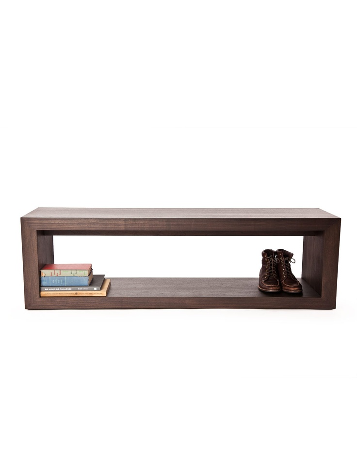 A Simple Storage Bench For The End Of The Bed This One Would Be Easy To Make Too Home Sweet