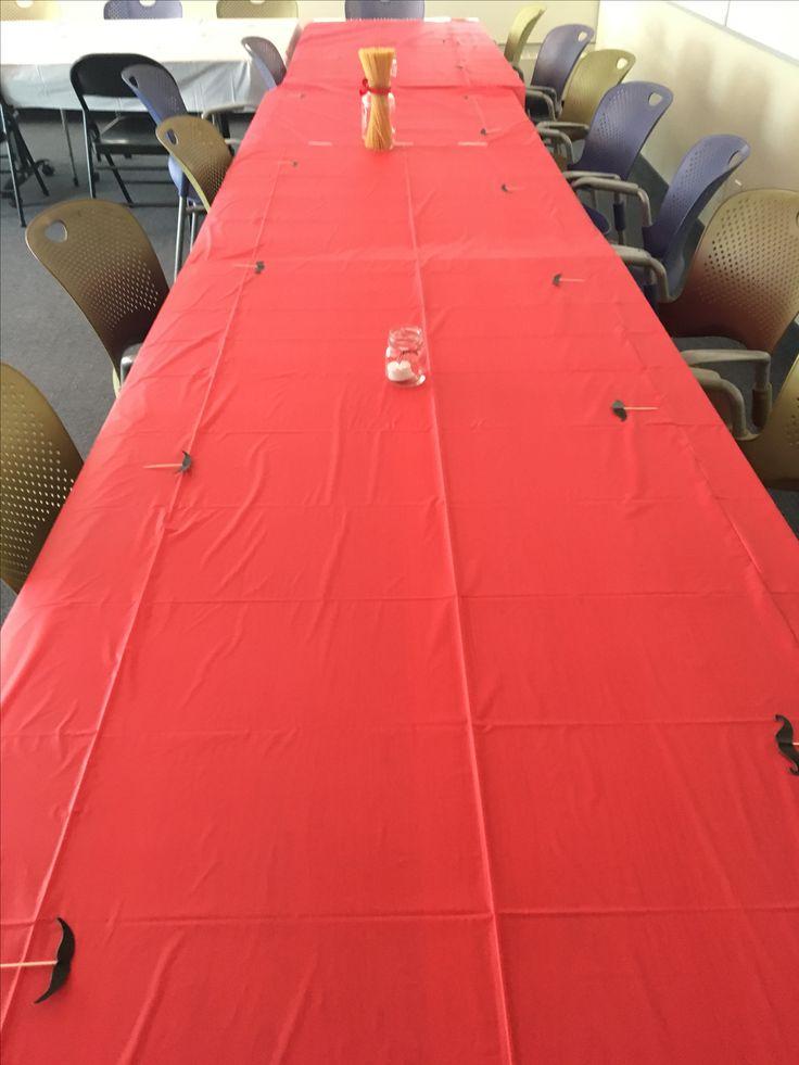 Italian Table Setting