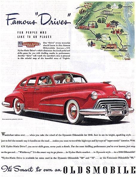158 best oldsmobile 1941 1949 images on pinterest for 1947 oldsmobile 4 door sedan