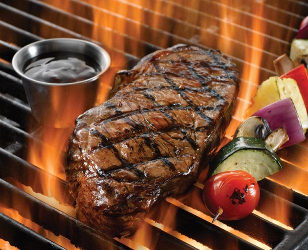 Bifteck grill sauce hoisin bbq pinterest - Steak d espadon grille sauce combava ...