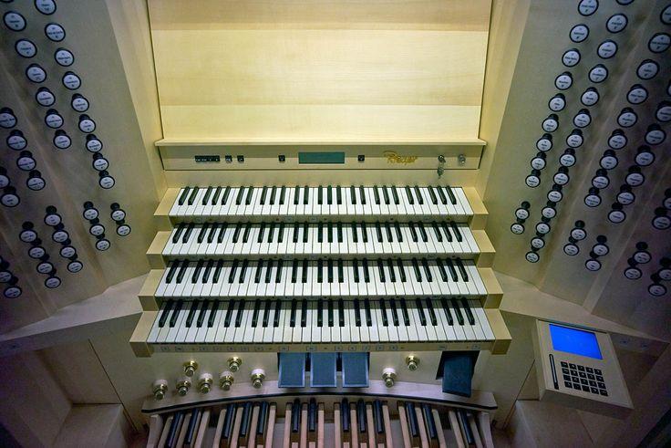 De Bach à la musique contemporaine, le nouvel orgue symphonique et ses 6055 tuyaux sont à la fête pour leur inauguration, les 6 et 7 février.