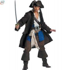 Jack Sparrow Kostyme