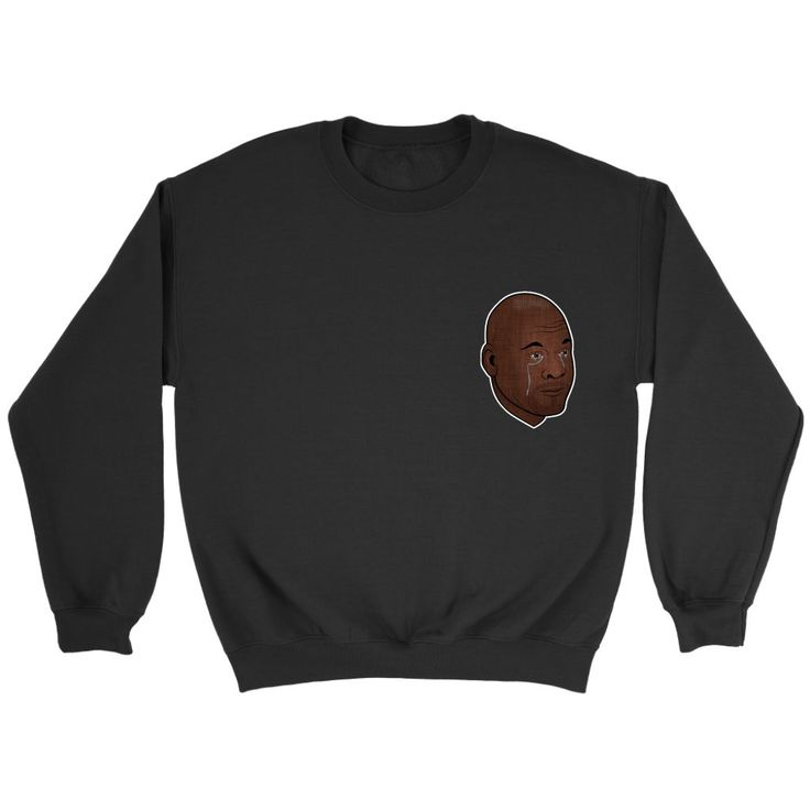 Crying MJ Sweatshirt