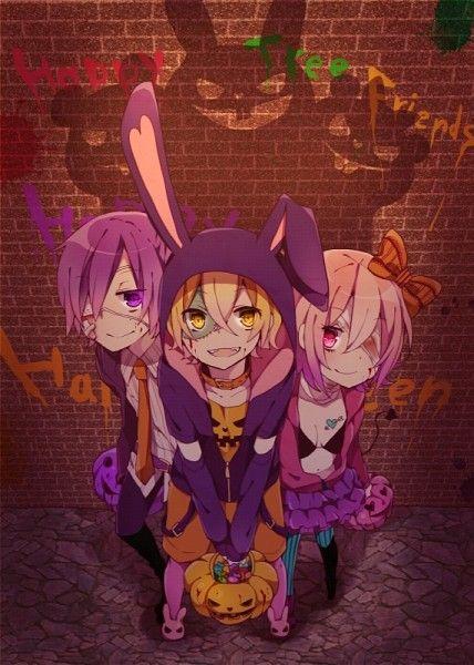 Happy Tree Friends Halloween Anime