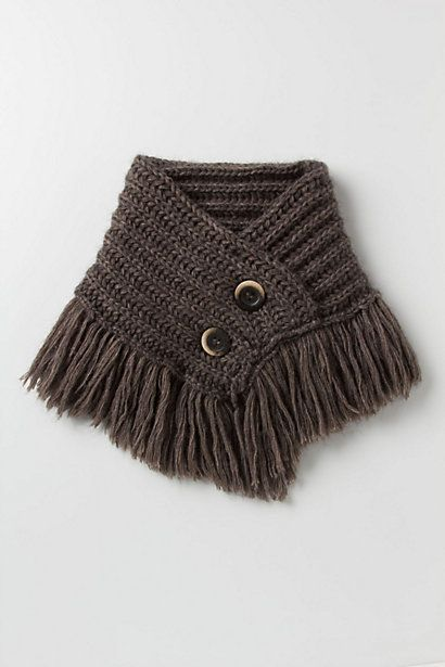 Nightingale Fringed Cowl Accessorize This Pinterest