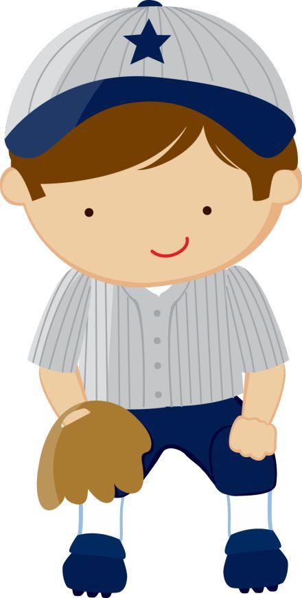Gifs y Fondos. Niño jugando béisbol.