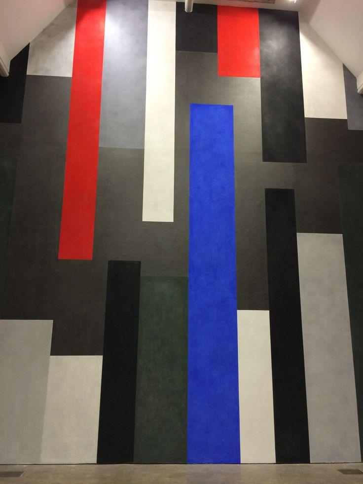 Ikon gallery Birmingham, David Tremlett