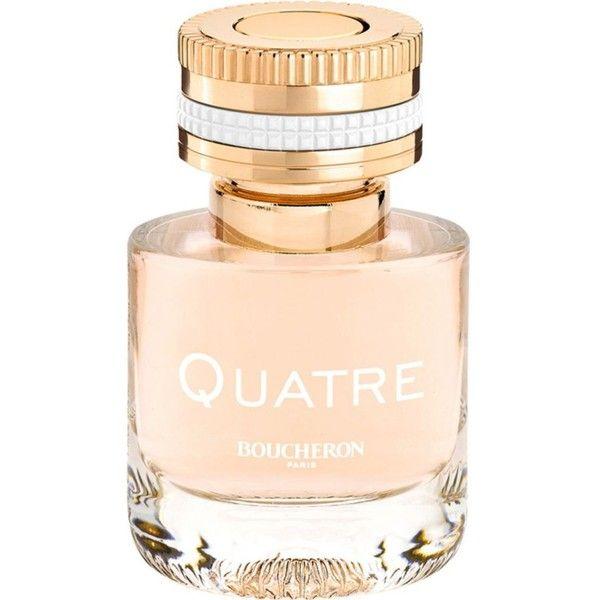 BOUCHERON Quatre eau de parfum found on Polyvore featuring beauty products, fragrance, perfume, makeup, filler, edp perfume, boucheron perfume, boucheron, perfume fragrance and fruity perfume