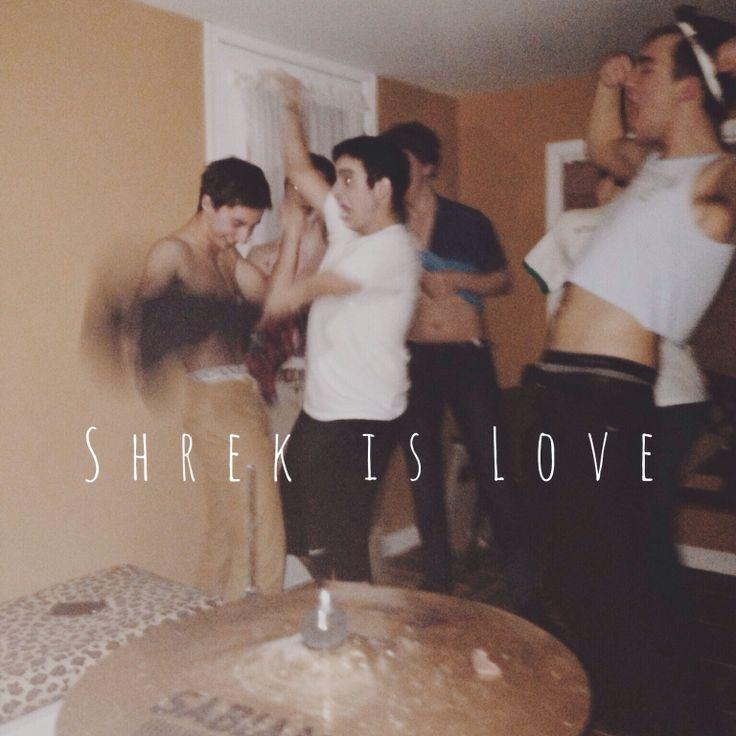 Tumblr Boys Facebook Shrek is Life | Mood&#...