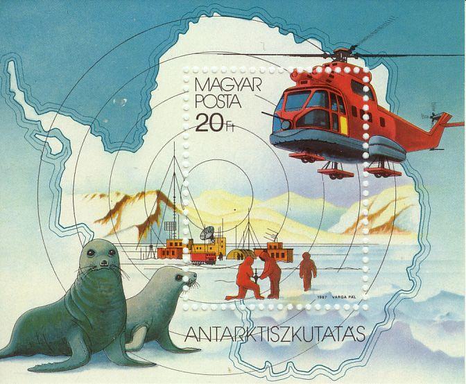 Hungary Antarctic