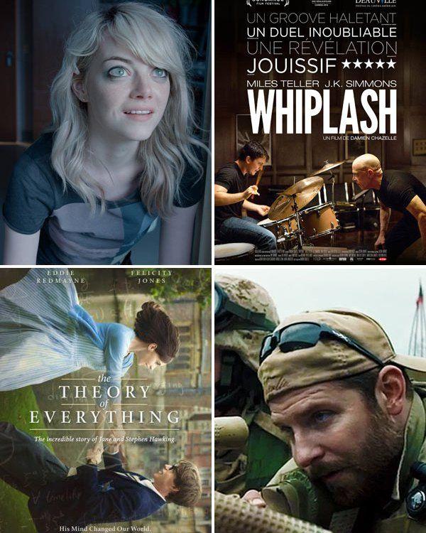 2015 oscar nominations   Oscar Nominations 2015: Full List Of 87th Academy Award Nominees ...