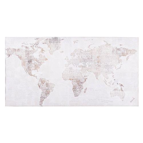 Die 25 besten ideen zu weltkarte leinwand auf pinterest for Weltkarte leinwand ikea