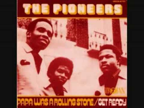 The Pioneers-Papa Was a Rolling Stone - The Temptations cover